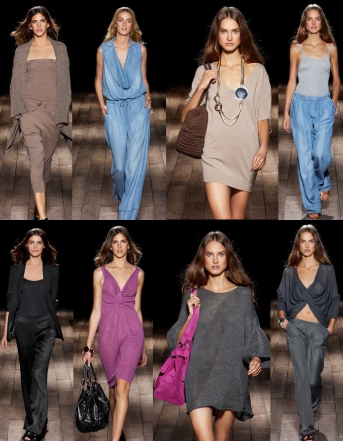 Kolekcja Stefanel Wiosna/Lato 2009 zródło: www.stefanel.com