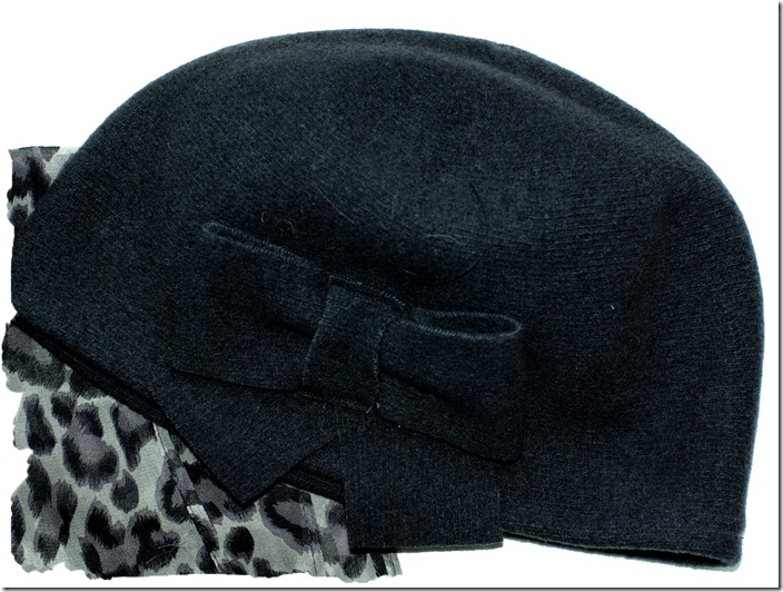 wool hat comes from the newest collection of Hexeline