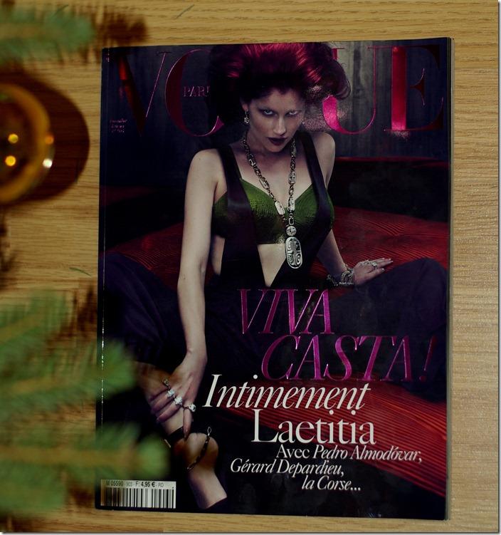 Vogue (fr) styczeń 2010