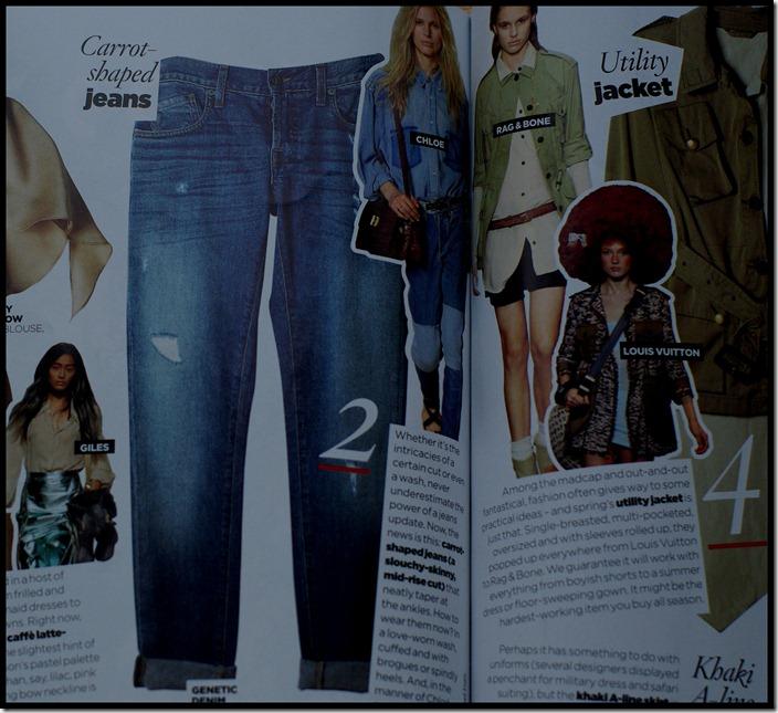 Vogue UK  february 2010