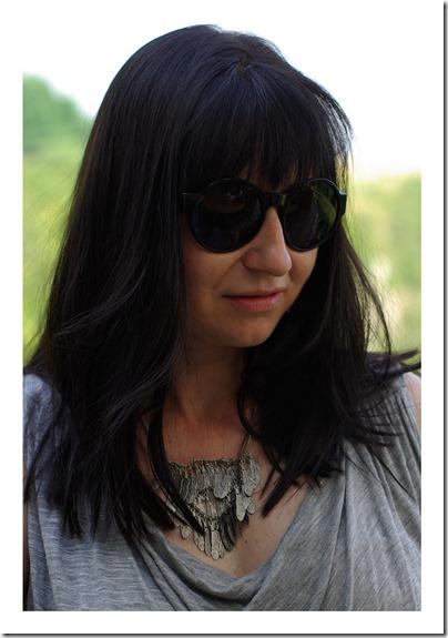 okulary pochodzą z kolekcji Proenza Schouler